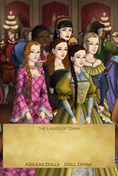 Daria in The Tudors by Toongrrl