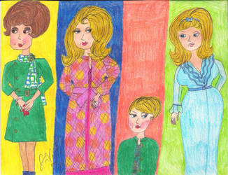 Bridget meets The Other Woman and The Phantom by Toongrrl