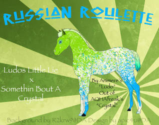 Russian Roulette by Disneyhorse