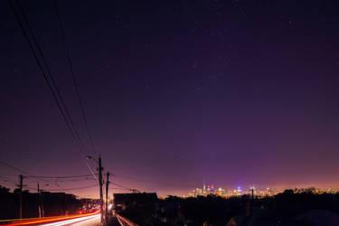 Northcote Blackout by zevensoft