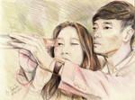 Master's Sun... So JiSub and  Gong HyoJin by SakuTori