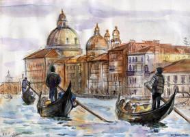 Venice by SakuTori