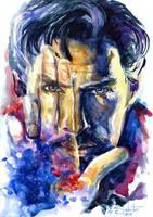 Doctor Strange by SakuTori