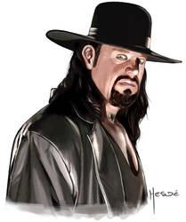 Undertaker - WWE by Hesde