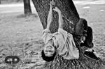 Tree Climbing by carlachats