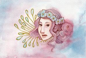 Pink Haze by Bit-sinna