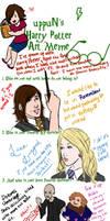 Harry Potter Art Meme by Kettie