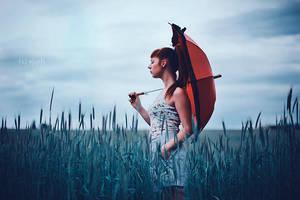 Umbrella by aLqa