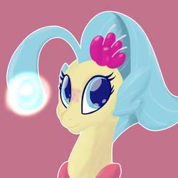 Princess Skystar Seapony by chedx
