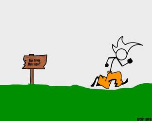 Run Fancy Run by rickyrico