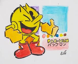 Pakku-Man by TheRealRetroKid