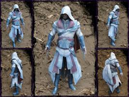 Ezio Auditore da Firenze by BRSpidey
