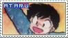 Ataru Stamp by TuxedoMoroboshi