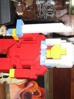 LegoYasha by CarnivorousCaribou