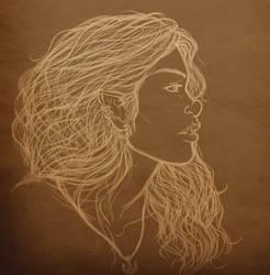 Ten-penny -Sketch 1 by TaylorBrooke123