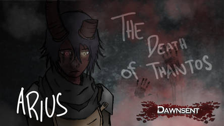 The Death of Thantos by MustBeVin
