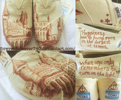 Harry Potter Toms - NEW DESIGN by foreverfornever740