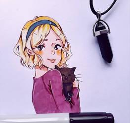 Sabrina by sugachi