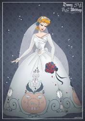 Cinderella - Disney Wedding Princess designer by GFantasy92