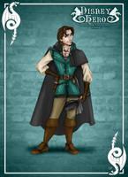 Flynn Rider - Disney Hero Designer by LeleDraw by GFantasy92