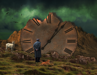 The Timekeeper by L-inda