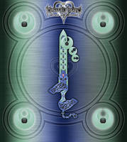 Keyblade - Mystic Mythril - by WeapondesignerDawe