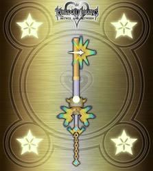 Keyblade - Light's Core - by WeapondesignerDawe