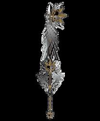 Twin Keyblades [Mk.IV] -Equilibrium: True Form- by WeapondesignerDawe