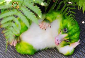 green Niffler by FellKunst