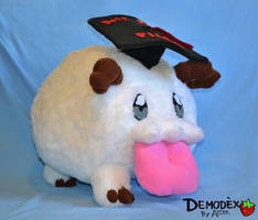 Big Poro plush by DemodexPlush