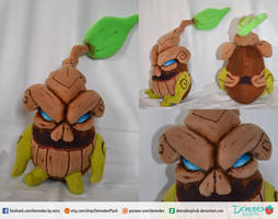 Sapling Plush for Sale by DemodexPlush