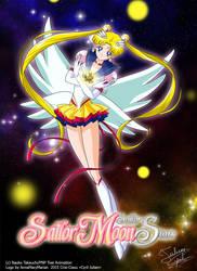 Eternal Sailor Moon Sailor Stars by Taulan-art