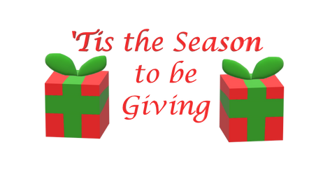 'Tis the Season to be Giving by DisneyFanatic2364