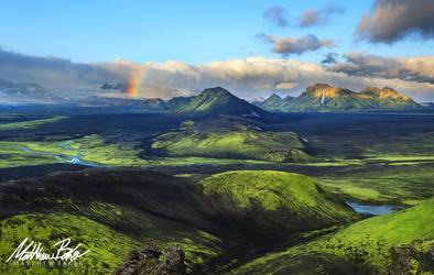 Epic Iceland by Bakisto