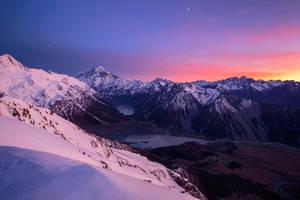 New Zealand by Bakisto