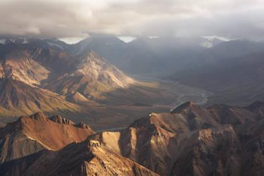 Denali National Park, Alaska by Bakisto