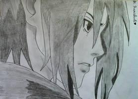 Sasuke Uchiha #2 by Ivanishvili