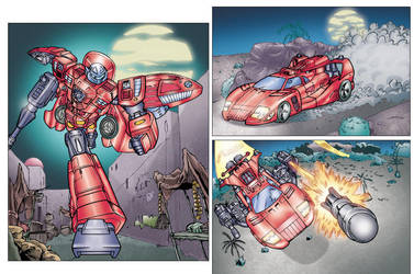 Transformers Color Sample. by carloslima