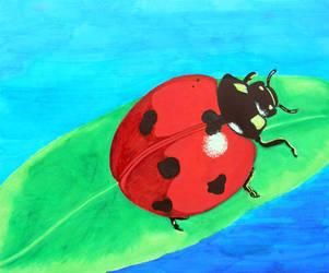 LadyBug by VitaminZink