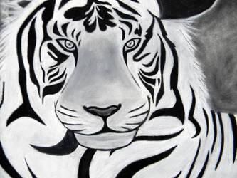 Tiger by VitaminZink