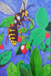 Wasp by VitaminZink