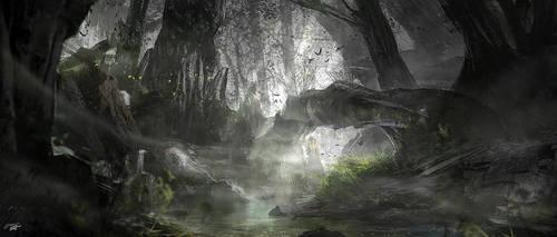 jungle by tnounsy