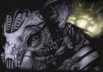 Pestilence walker by Nomak417