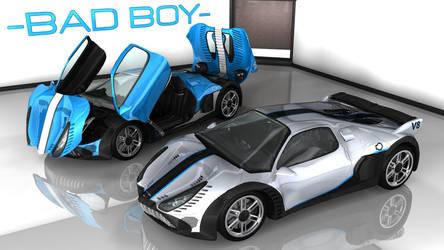 custom sports car complete by badboy2kxxx