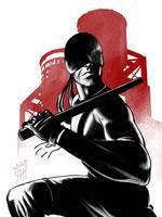 Daredevil TV Show by deralbi