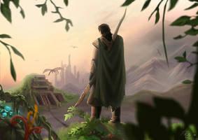 Wanderer by The-Unj