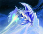 dragon  de hielo 2 by destroyer123456