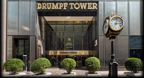 Drumpf Tower by ProSonicIncorporated