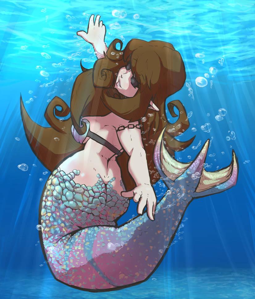 Mermaid Charlotte by Reliusmax