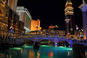 Las Vegas - Venice Theme by ajithrajeswari